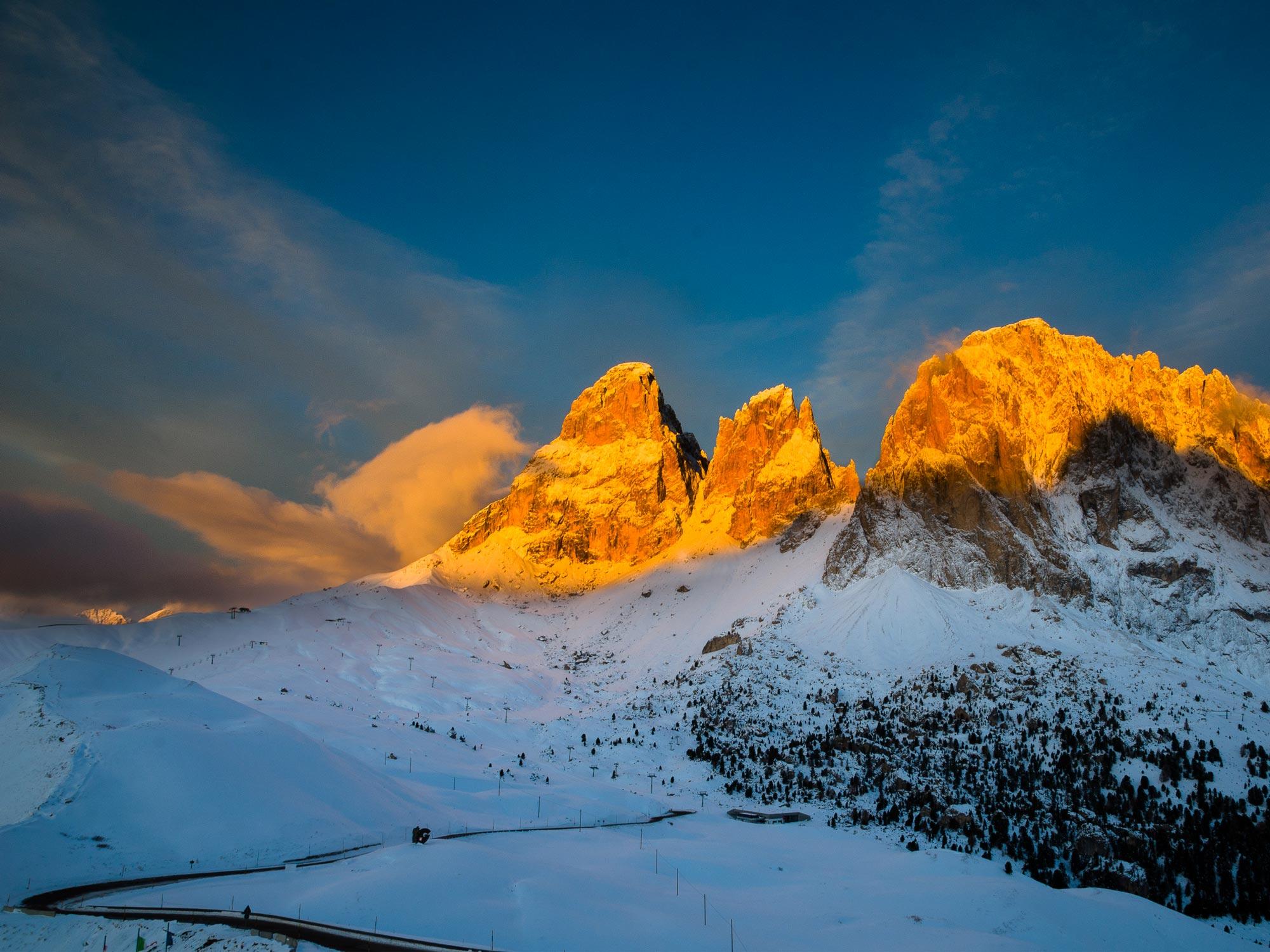 Trentino SkiSunrise